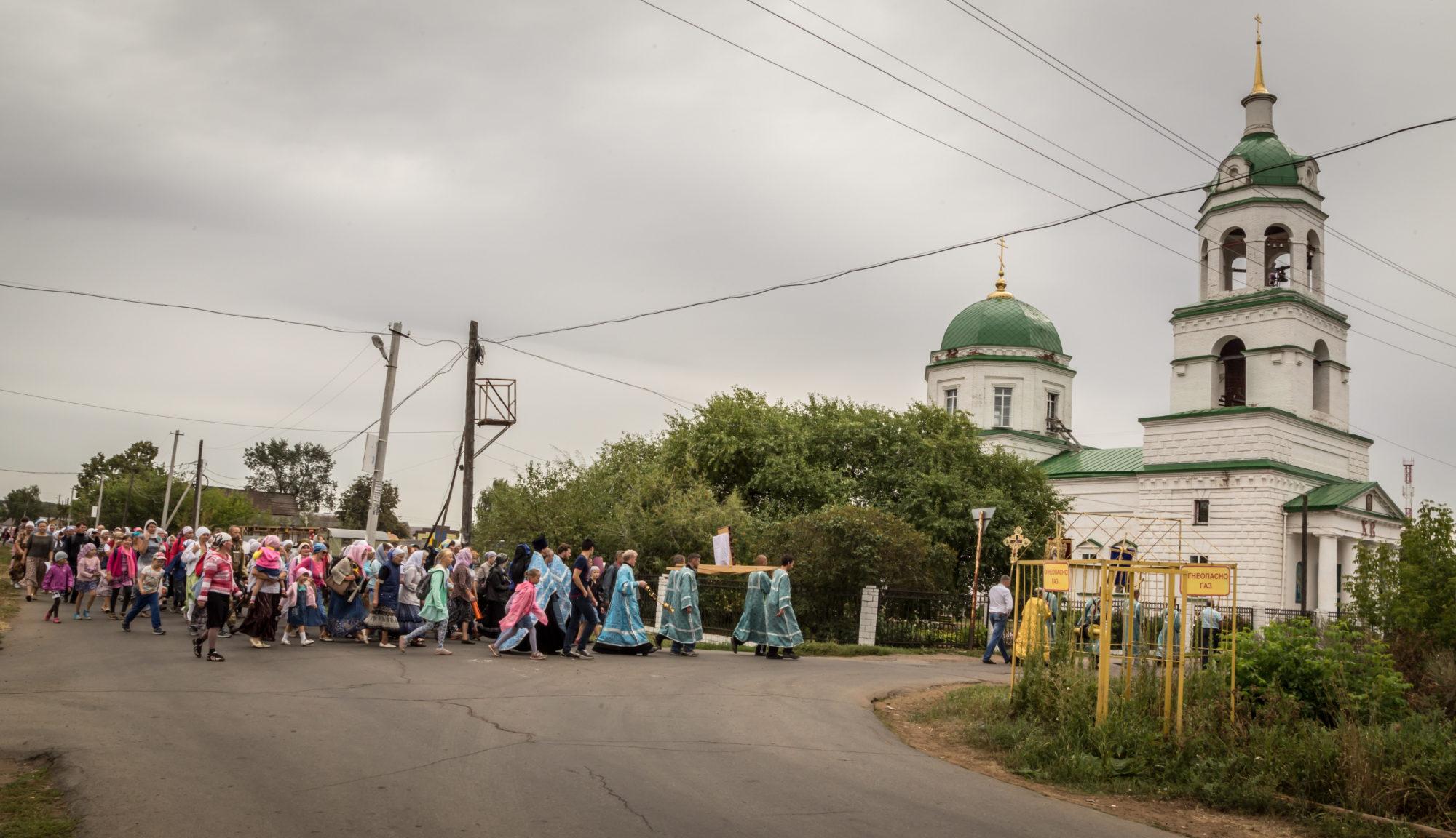 Храмы Завьяловского благочиния